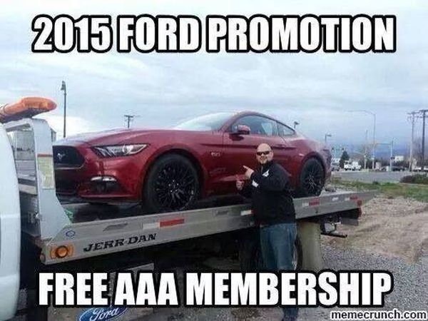 cool ford puns humor