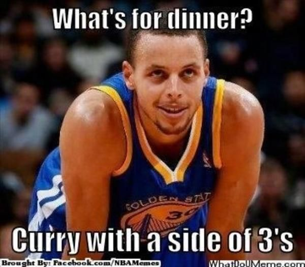 cool steph curry memes