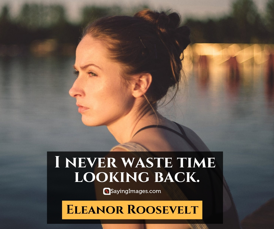 eleanor roosevelt time quotes