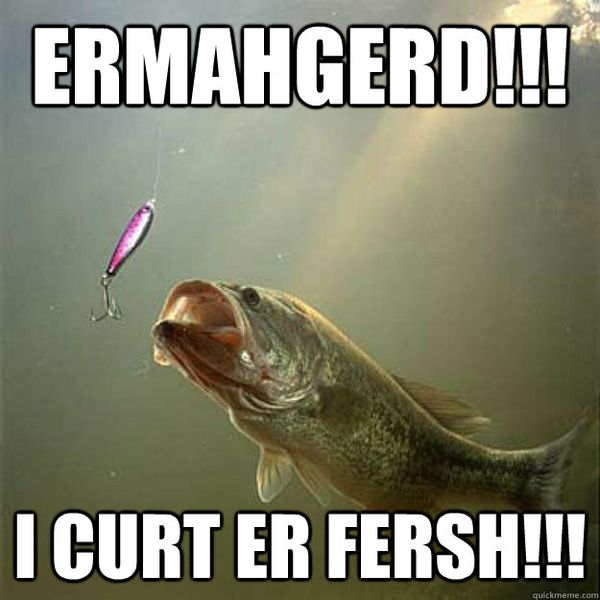 Interesting funny bass fishing pictures