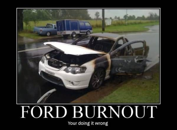 funny ford sayings