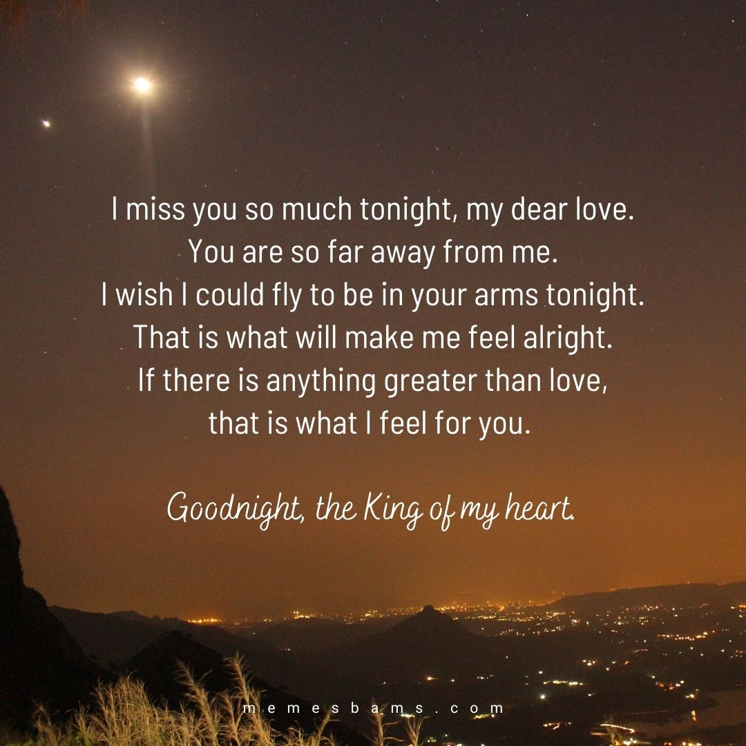 Goodnight Paragraphs and Messages for Him   Ultima Status