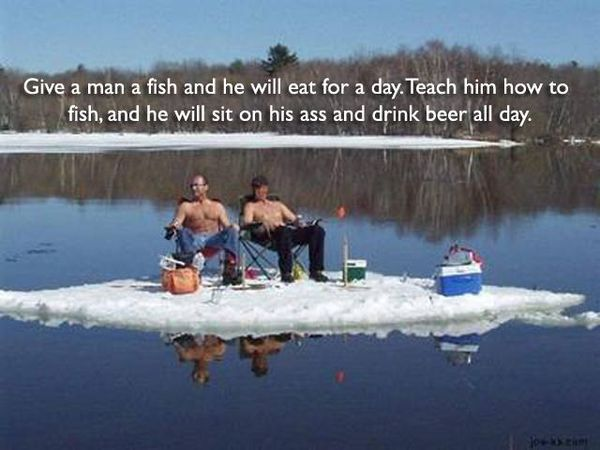 Cute hilarious fishing pictures