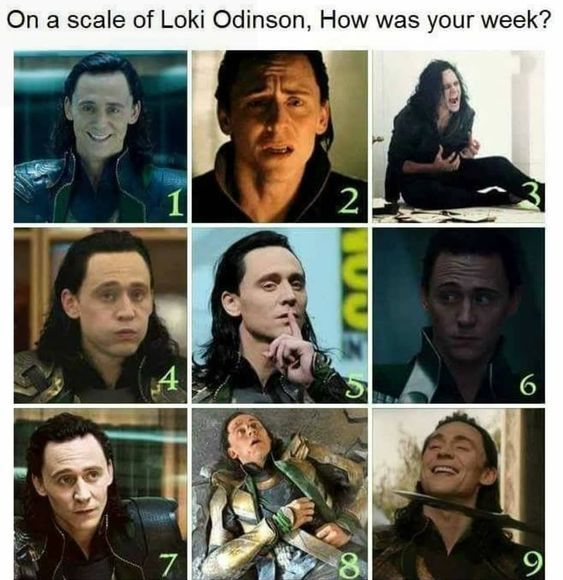loki memes how was your week