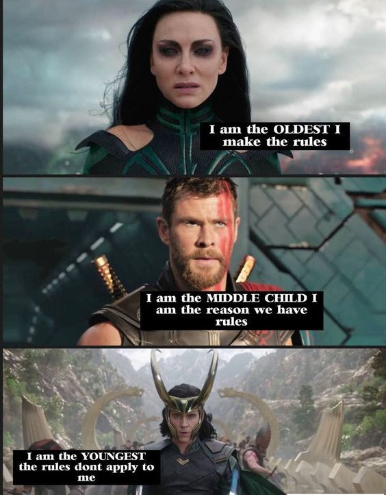 loki memes the rules dont apply to me