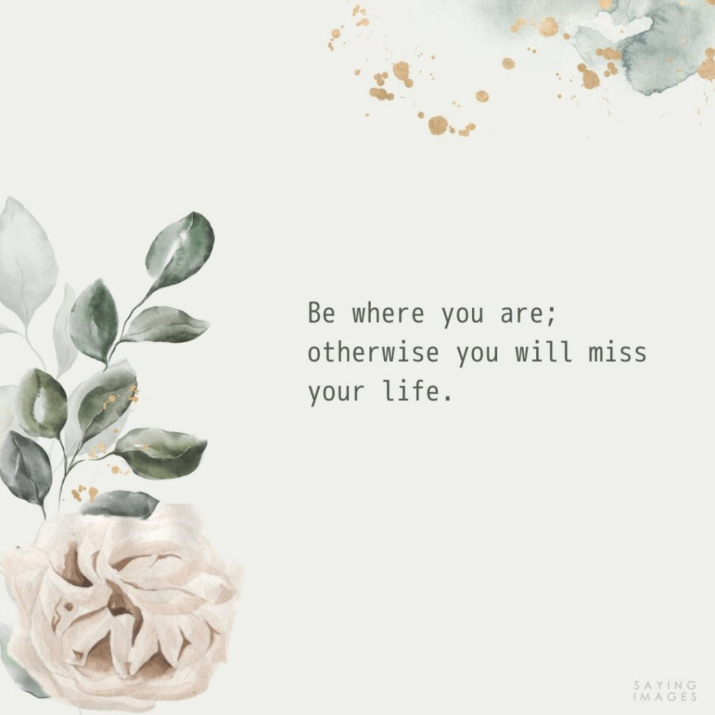 quotes for be where you are facebook