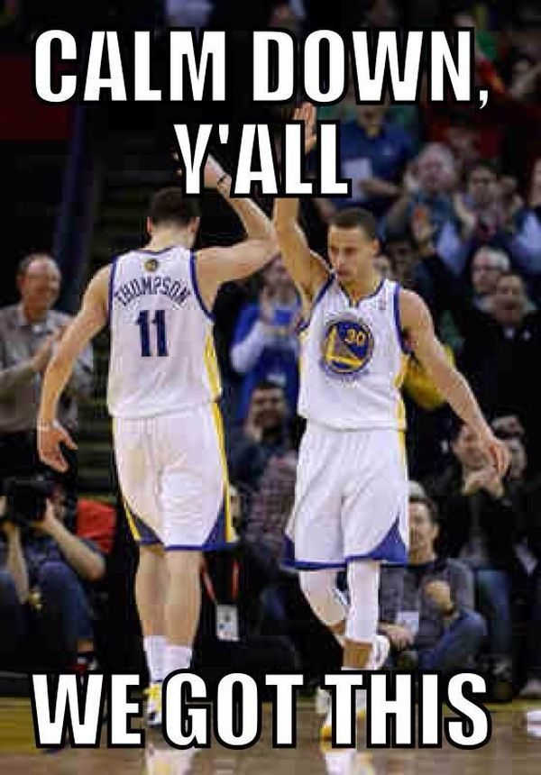 the coolest golden state memes