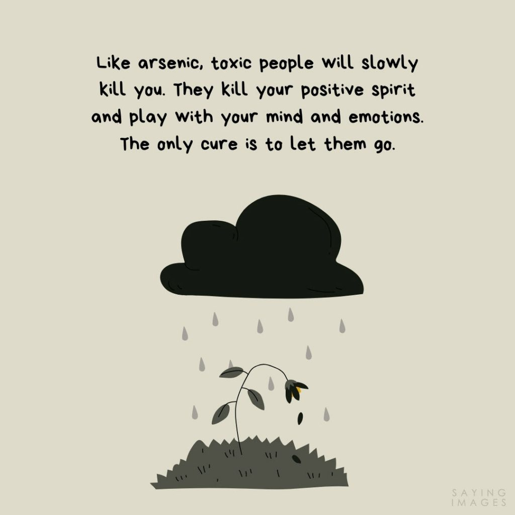toxic friends arsenic quotes
