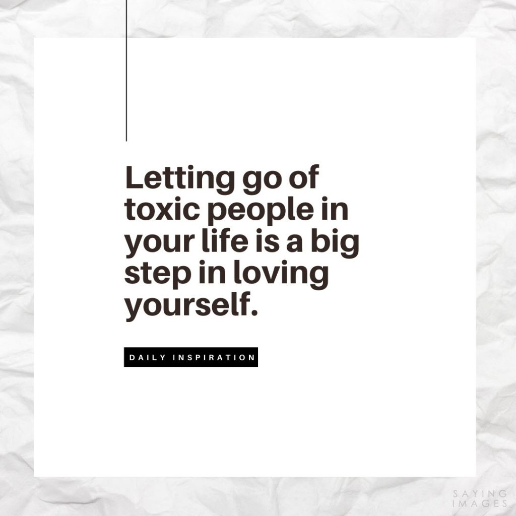 toxic friends letting go quotes