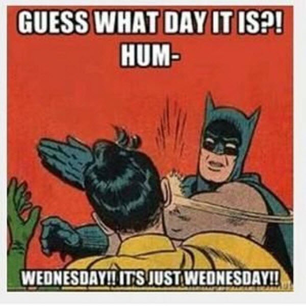 what day is it guess meme