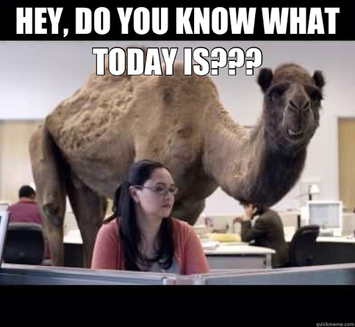 what day is it hey do you know meme